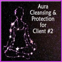 Client #2 - Distance Aura Cleansing & Protection