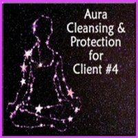 Client #4 - Distance Aura Cleansing and Protection