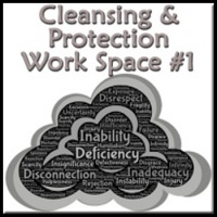 Work Space #1 - Distance Cleansing and Protection