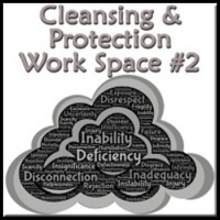 Work Space #2 - Distance Cleansing and Protection