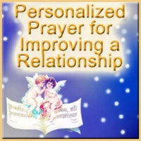 Personalized Prayer for Improving a Relationship (By Email)