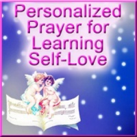 Personalized Prayer for Learning Self-Love (By Email)