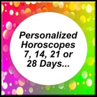 Personalized Horoscopes for 7, 14, 21 or 28 Days! (By Email)