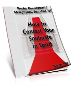 How to Contact Your Soulmate in Spirit - eBook