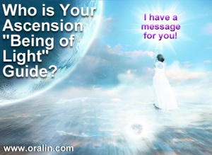 "Who is Your Ascension ""Being of Light"" Guide?"