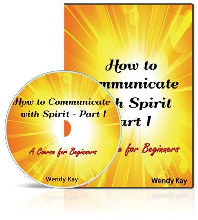 How to Communicate with Spirit - Part l