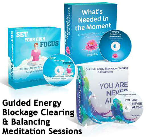 Guided Blockage Clearing and Balancing Meditation Sessions