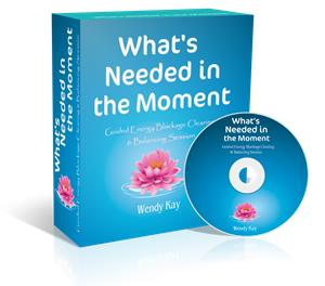 Guided What's Needed in the Moment Energy Blockage Clearing and Balancing Meditation Session