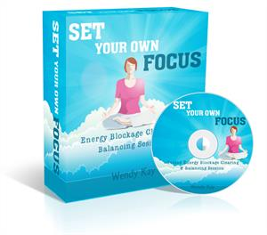 Guided Set Your Own Focus Energy Blockage Clearing and Balancing Meditation Session