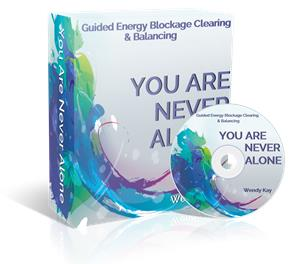 You Are Never Alone Guided Energy Blockage Clearing and Balancing  Meditation Session
