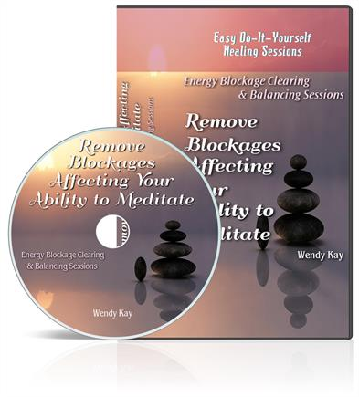 Remove Energy Blockages Affecting Your Ability to Meditate