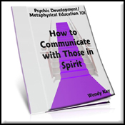 Patron Series eBooks - How to Communicate with Those in Spirit