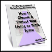 Patron Series eBooks - How to Cleanse & Protect Your Living or Work Space
