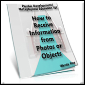 Patron Series eBooks - How to Receive Information from Objects and Photos