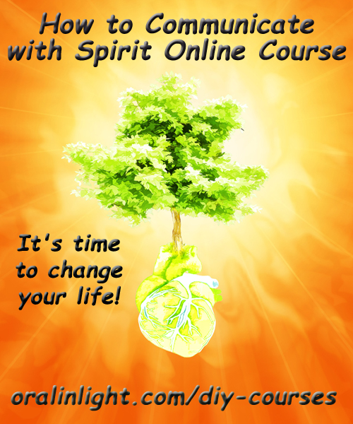 How to Communicate with Spirit Online Course