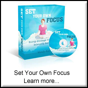 Set Your Own Focus - Learn More