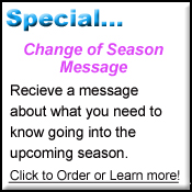 Order or learn more about the Change of Season Message