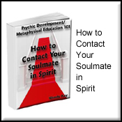 Ebooks for Knowledge - How to Contact Your Soulmate in Spirit