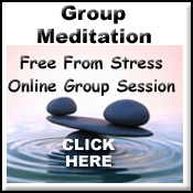 Online Group Guided Meditation for Stress Reduction and Understanding