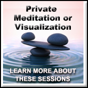 Private Guided Meditation or Visualization - Learn More