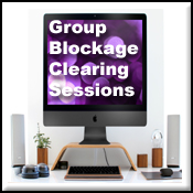 Learn more about Group Blockage Clearing & Balancing Sessions