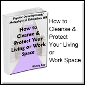 Ebooks for Knowledge - How to Cleanse & Protect Your Living or Work Space
