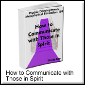 Ebooks for Knowledge - How to Communicate with Those in Spirit