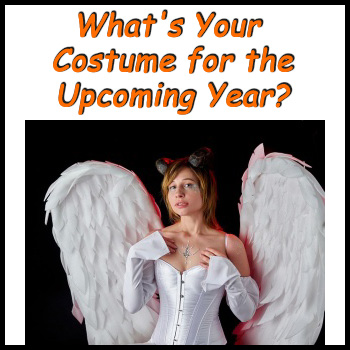 What's Your Halloween Costume for the Upcoming Year