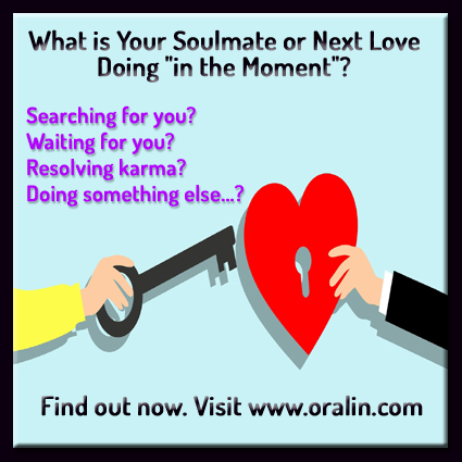 Gift From Your Soulmate or Next Love